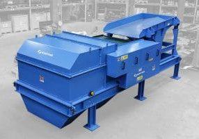 Metal separation equipment