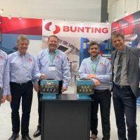 Bunting Team at K 2019