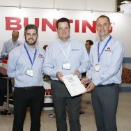 Bunting at the RWM 19 exhibition (September 11-12 2019)