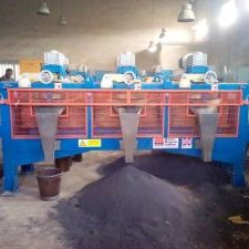 Master Magnets Disc Magnetic Separator at Site